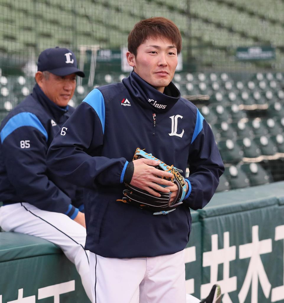 西武・源田のフル出場「299」で止まる 右手関節の挫傷で