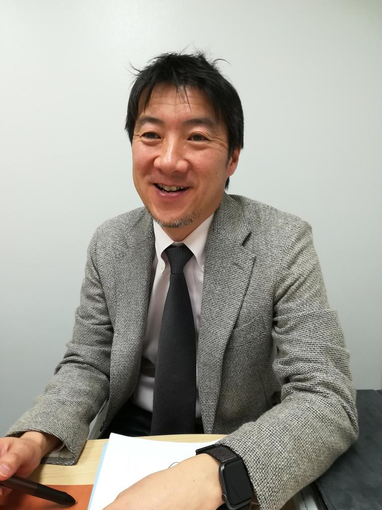 日本設計の第1建築設計群副群長兼チーフ・アーキテクトの雨宮正弥氏日本設計の雨宮正弥氏