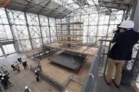 【動画あり】薬師寺東塔 解体修理完了近づく 27日から現場公開