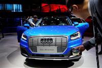 各社、中国市場攻略へ電動車戦略 上海モーターショー