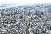東京23区の大規模オフィスビル供給、昨年は5番目の高水準