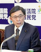 自民・吉田参院幹事長、特定枠適用は「あり得ない」