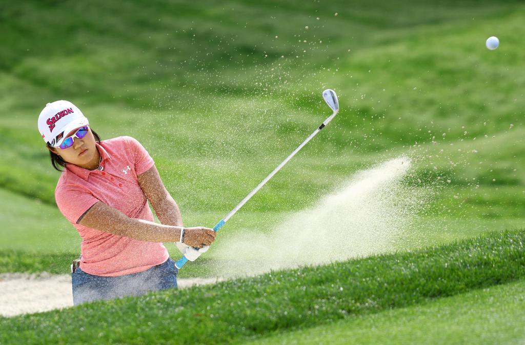 畑岡は5位で変わらず 女子ゴルフ世界ランク
