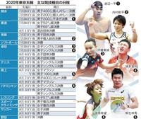 東京五輪競技日程の詳細発表 陸上は9種目で午前決勝