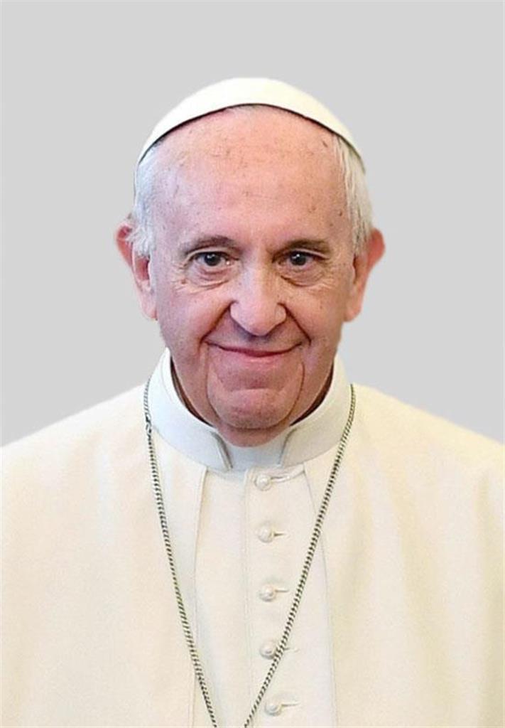 ローマ法王フランシスコ(ロイター)