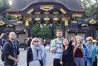 観光庁、3月の訪日外国人は5.8%増、1~3月の1人当たり消費は減
