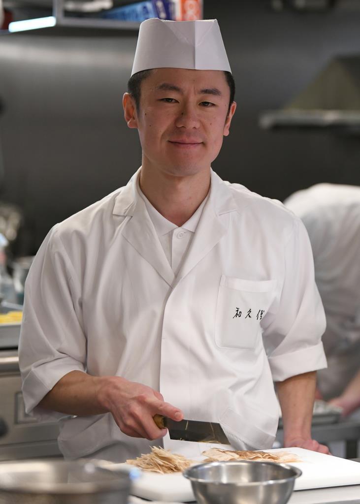 鶴田信介さん