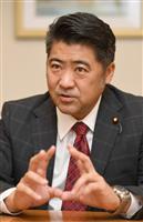 【政界新時代】自民・木原誠二政調副会長「GAFA規制 競争力も重視」