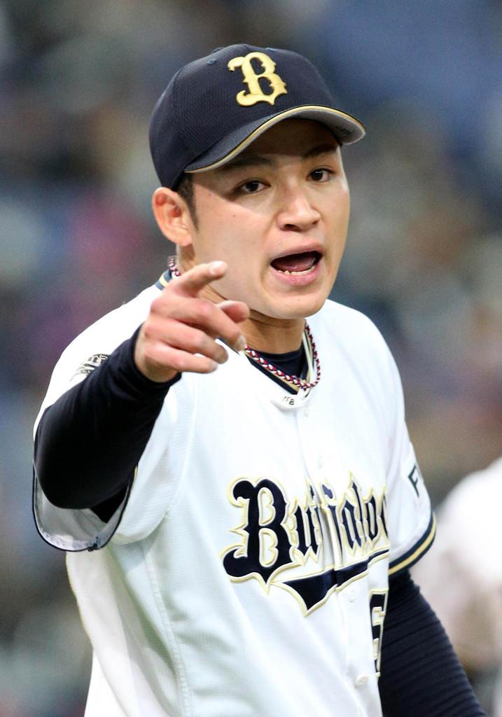 オ6-4日 榊原がプロ初勝利