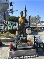 韓国・釜山市、撤去「徴用工像」を市民団体に返還