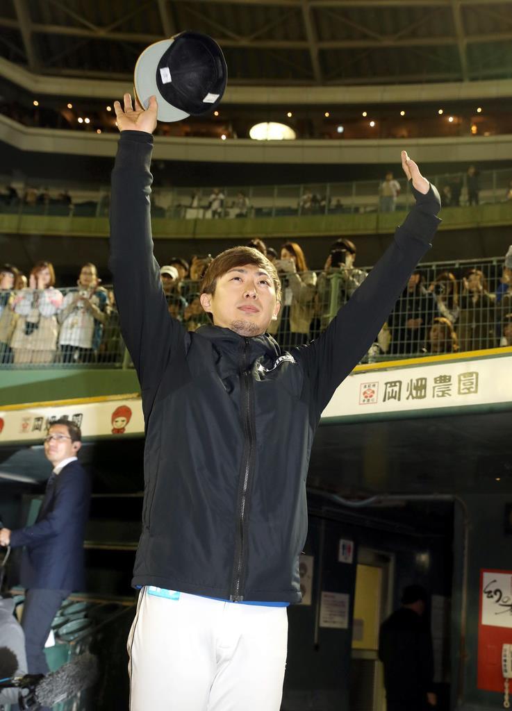 金子が全球団勝利 プロ野球史上18人目