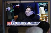 北朝鮮が「新型戦術誘導兵器」を試射 金正恩氏が視察、米を牽制