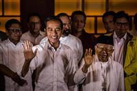 インドネシアのジョコ氏 二期目に問われる中国との間合い