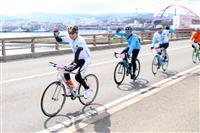 赤マル上昇中の和歌山サイクリング振興、豪腕・二階氏が後押し