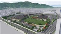 大津びわ湖競輪場跡に商業施設 大和リースが着工 公園併設し11月オープンへ