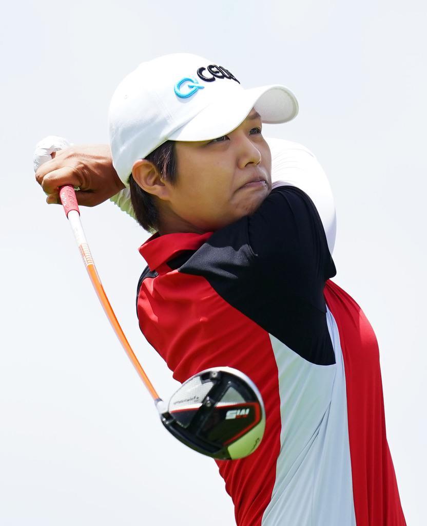 野村敏京72、勝みなみは連日の70 米女子ゴルフ第2日