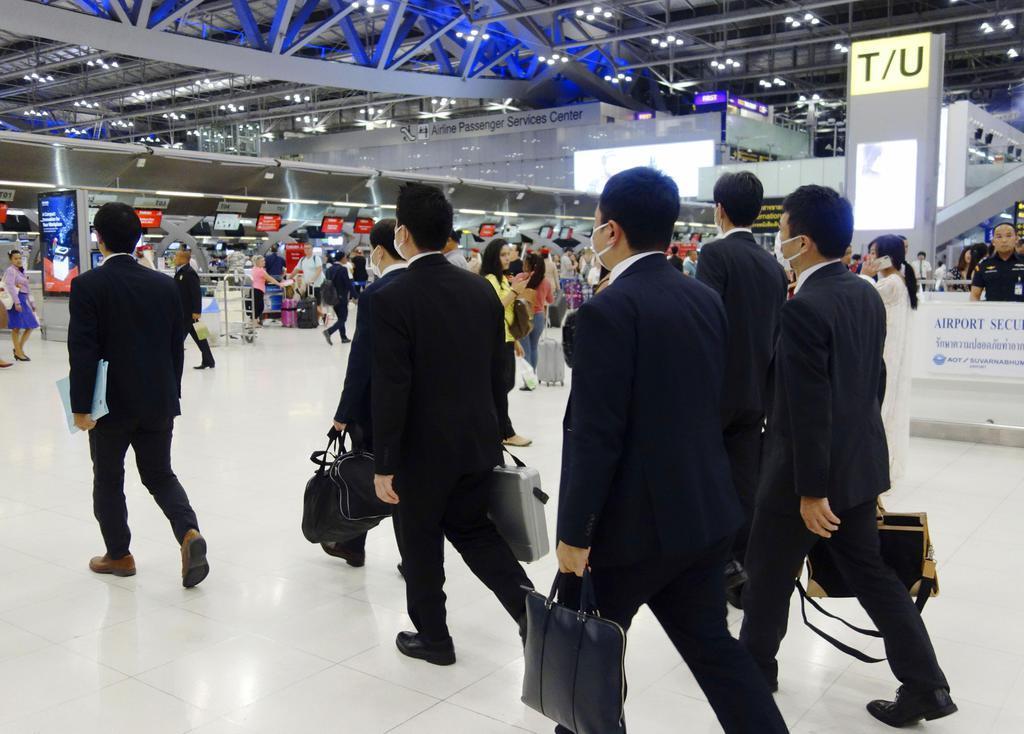捜査員、タイから帰国の途 日本人の特殊詐欺団 - 産経ニュース