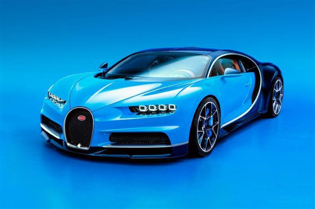 Bugatti Chiron|ブガッティ シロン2016年から販売されている「シロン」。