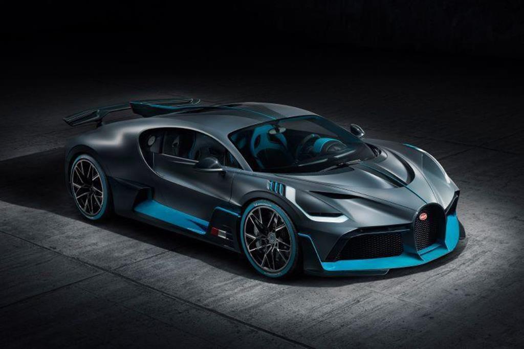 Bugatti Divo|ブガッティ ディーヴォ2018年に発表された「ディーヴォ」。ベースモデルはシロンだ。