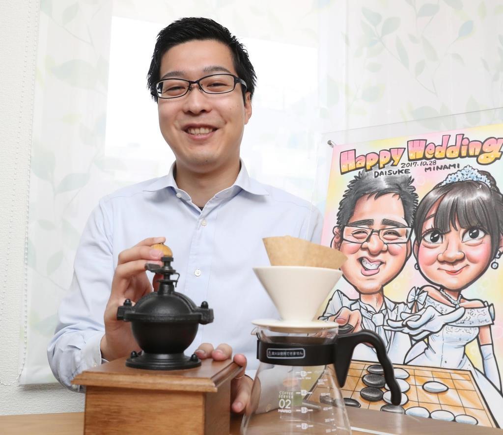 十段戦一夜明け 関西棋院の村川大介新十段「妻の支えに感謝」