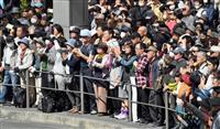 大阪12区補選の3候補も最後の訴え