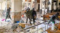 スリランカで連続爆発、138人死亡 ホテルや教会標的、日本人も負傷
