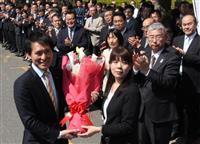 渡辺美知太郎市長、初登庁 栃木・那須塩原「令和時代のまちづくり進める」