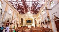 スリランカのテロで日本人1人死亡、4人負傷