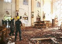 イスラム過激派関与か 高度なテロ能力、ネットワーク解明焦点 スリランカ連続テロ