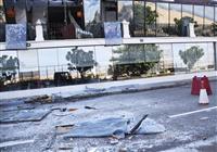 手薄な警備狙われた スリランカ連続テロ