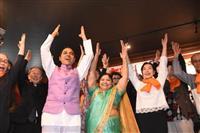 インド出身のプラニク氏、東京都江戸川区議選で当選