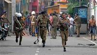 スリランカ連続爆破事件 政府がソーシャルメディア遮断 誤情報の拡散防止