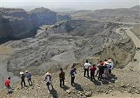 ミャンマー鉱山で3人死亡 50人以上行方不明