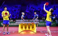 メダル第1号、熟練の吉村、石川組「戦い方知っている」…3大会連続の表彰台
