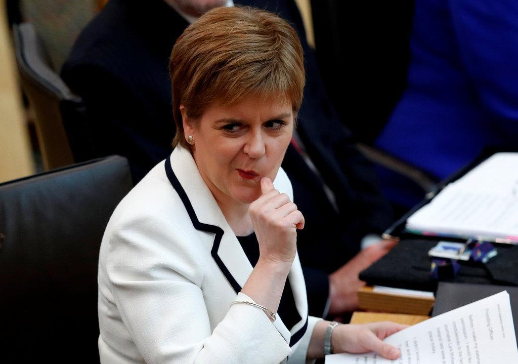 スコットランド、独立問う2度目...