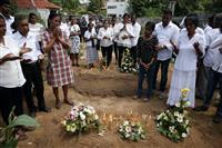 3度のテロ事前情報共有されず スリランカ政府