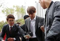 JYJユチョン氏の逮捕状審査 韓国地裁、麻薬使用容疑