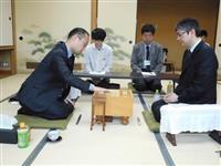 【将棋】第90期ヒューリック杯棋聖戦 挑戦者決定戦始まる