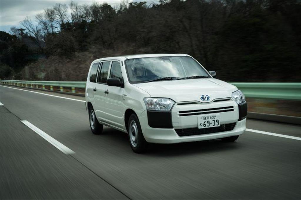 TOYOTA PROBOX Hybrid|トヨタ プロボックス ハイブリッド