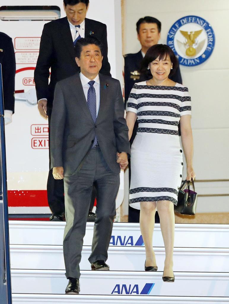 安倍首相が帰国 成果はWTOに抗議の日本を各国が支持 - 産経ニュース