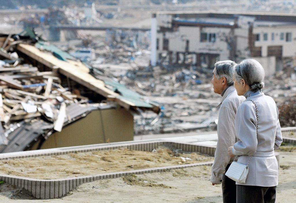 勇気づけられた」東日本大震災の被災地や拉致被害者家族から感謝の声 ...
