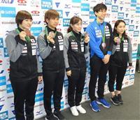 伊藤美誠はビデオ判定に「賛成」 卓球日本代表が帰国