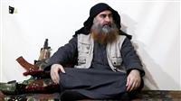 ISのバグダーディ容疑者か 5年ぶり動画、スリランカテロ
