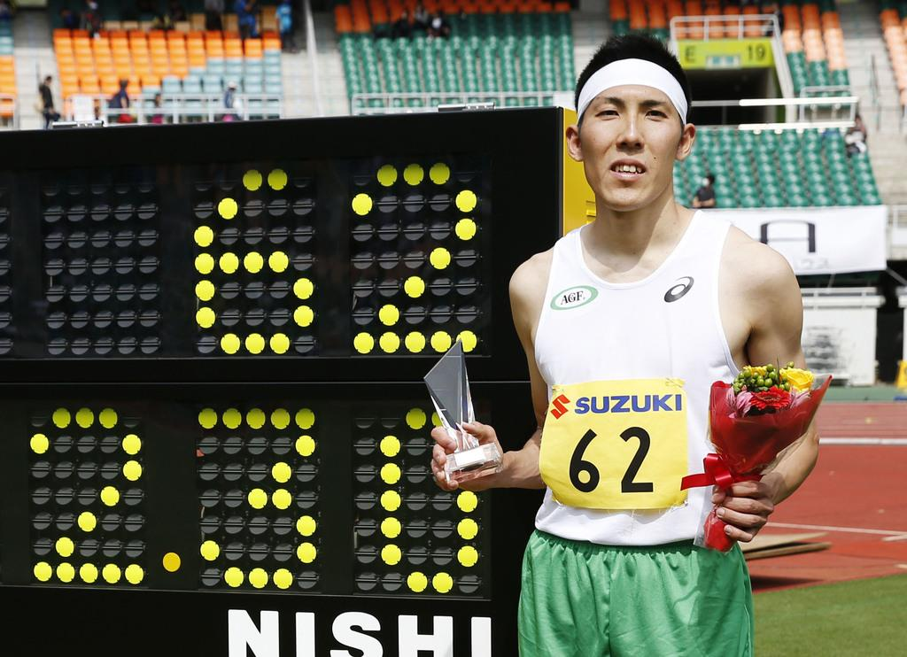 走り高跳び の 世界 記録