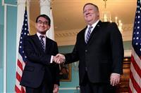 北朝鮮飛翔体発射で日米外相が電話会談 情報共有と連携確認