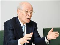 【平成の科学(5)】「科学技術は平成に花開いた」野依良治・名古屋大特別教授