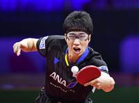 【スポーツ異聞】ショーアップに苦しむ卓球・水谷隼「球が見えない」