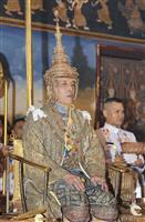 タイ王室も新時代、69年ぶり国王戴冠式