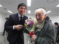 【話の肖像画】現役最年長サッカーライター・賀川浩(94)(1)
