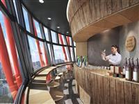 「灘の酒」地上80メートルで堪能 神戸ポートタワーにラウンジ開業へ